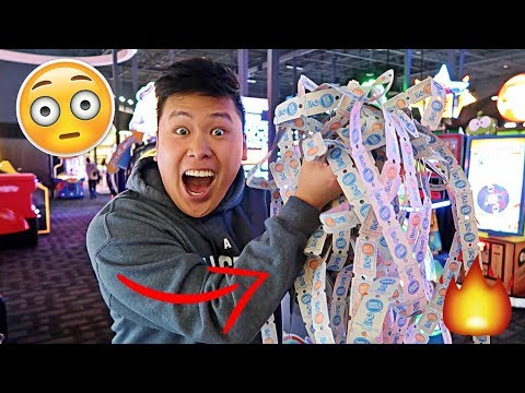 Arcade Hacks Tutorial 100% JACKPOT WIN RATE!!! (BROKE THE MACHINE)