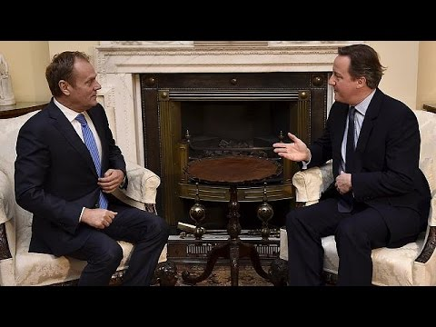 Brexit: Νέα συμβιβαστική πρόταση φέρνει στο τραπέζι ο Ντόναλντ Τουσκ