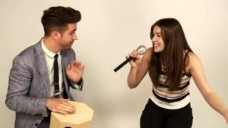 Hailee Steinfeld Sings OMI -