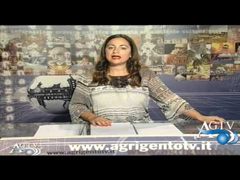 Telegiornale AgrigentoTv del 07-08-2017