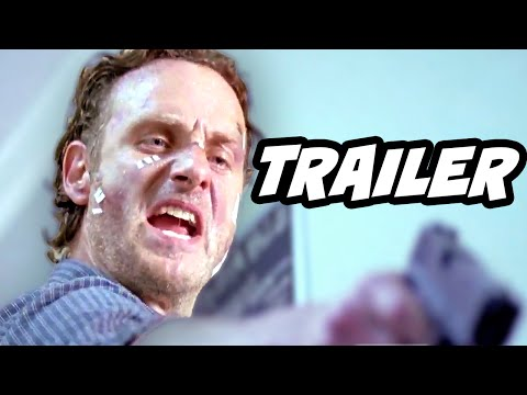 the walking dead 6 trailer hd