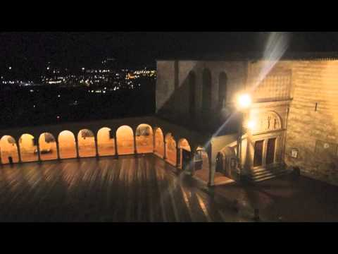 Assisi The night of Pope Francis' election