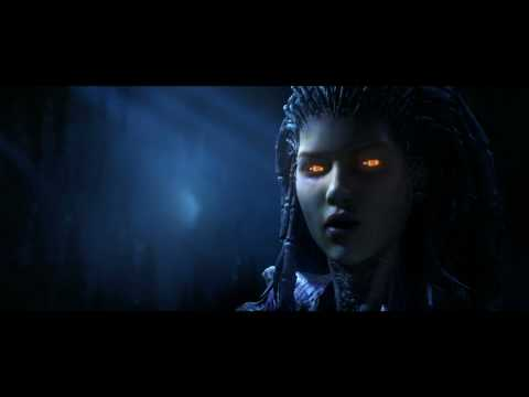 Kerrigan - Here's the full version of the video where Zeratul meets Kerrigan. Recorded the Video with Fraps at 1920x1080 this time and converted it with Sony Vegas 9b P...