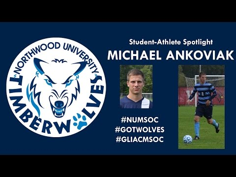 Student-Athlete Spotlight - Michael Ankoviak