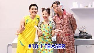 HÀNG XÓM LẮM CHIÊU | #10 - TEASER, dong tay promotion, giai tri truyen hinh