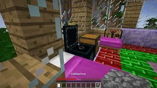 I FOUND A DUNGEON!!- Scramble Craft (Minecraft)