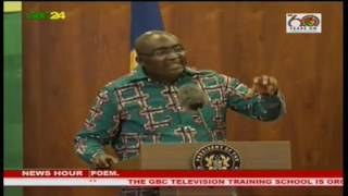 The Vice President, Dr. Mahamudu Bawumia says raising bonds on the domestic market by the government will not lead to an increase in the debt stock of the country. He explained that the fiscal consolidation steps taken   by the government is yielding the desired results. He was responding to a question on the state of the country's debt stock.