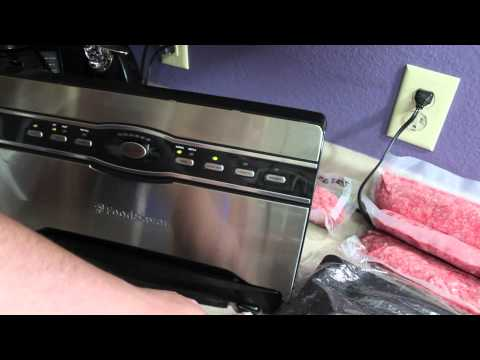 FoodSaver Vacuum Sealer V3880 Review