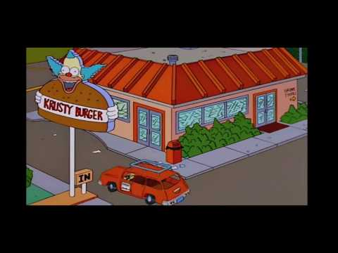 The Simpsons: Grease Racket