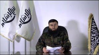 عصام بويضاني - قائد جيش الإسلام