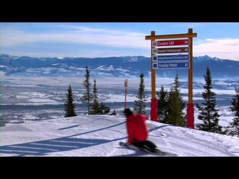 jackson hole - Shot entirely this year, check out this video for a sample of Jackson this January -- It's on! January White Sale 2 nights lodging/ 2 days skiing starting at...