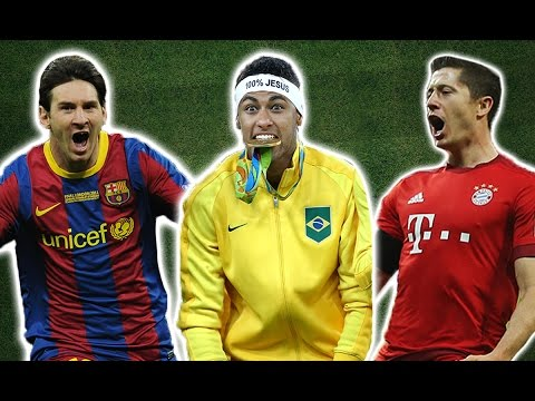 The Best Career Moments Of The World's Best Players
