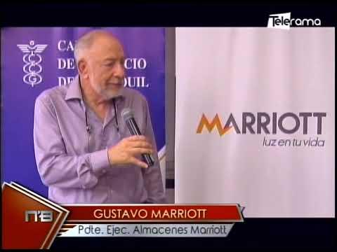 Almacenes Marriot recibió reconocimiento como Héroes del Comercio de Guayaquil