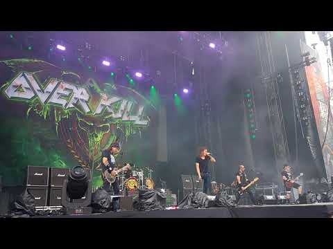 Fuck You - Overkill @ Resurrection Fest - 12/07/2018 (видео)