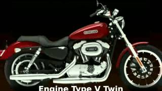 9. 2008 Harley-Davidson Sportster 1200 Low Review