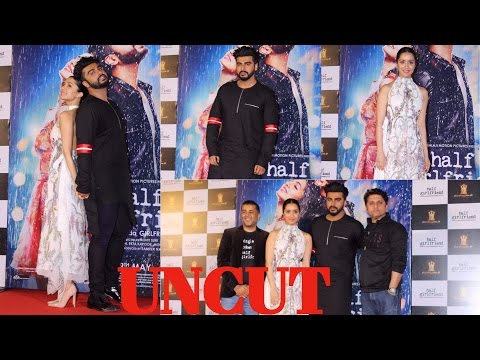 UNCUT: Trailer Launch Half Girlfriend | Shraddha Kapoor | Arjun Kapoor