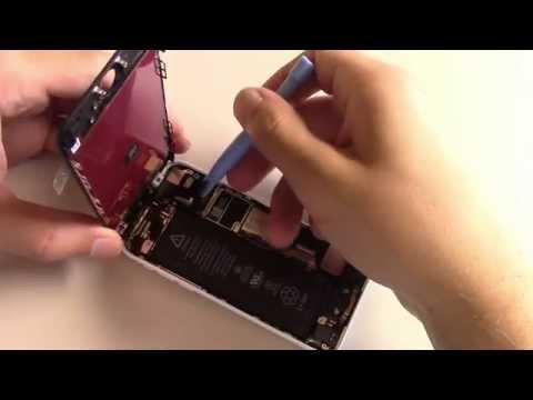 comment ouvrir un iphone 5 c