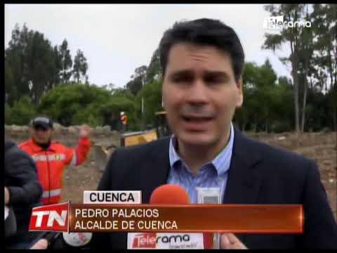 Alcalde anunció la pavimentación de la avenida de Los Migrantes