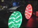 Chauvet Par 56 LED Master Slave and DMX How to Lighting DJ Decor Lighting