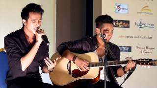 Belaian Jiwa (By Innuendo) Covered By Sufie & A