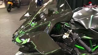 10. 2018 Kawasaki Ninja H2 R   First Look