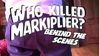 Who Killed Markiplier? - Behind the Scenes + Bloopers