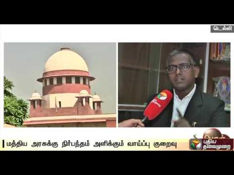 Advocate-Lenin-talks-about-talks-about-solution-to-Cauvery-issue