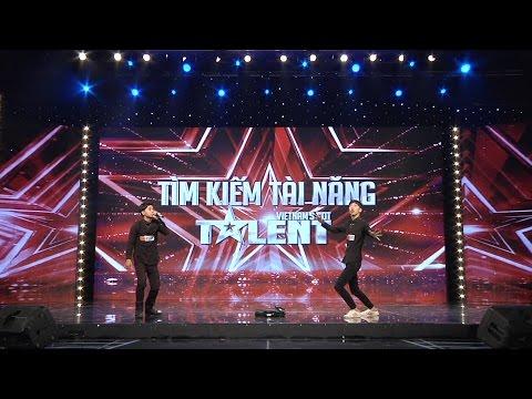 Vietnam's Got Talent 2016 - TẬP 8 - Tiết mục Beatbox kết hợp Dance