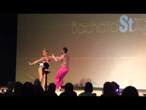 Ronald & Alba 2014-12-09 - Congreso Internacional BACHATASTARS