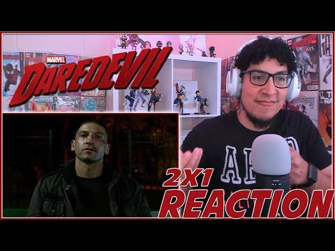 HE'S HERE! | Daredevil 2x1 REACTION |Season 2 Episode 1