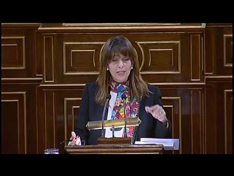 Fadela Mohatar interviene en la Comisión General de CCAA del Senado