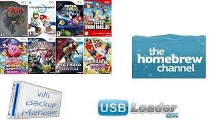 Video [TUTO] : Installer Homebrew channel et USB Loader GX sur une wii 4.3 MP3, 3GP, MP4, WEBM, AVI, FLV Oktober 2018