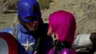Captain America XXX: An Axel Braun Parody