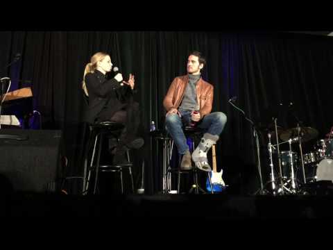 Morrison and O'Donoghue OUAT Vancouver Afternoon Panel - Part 3