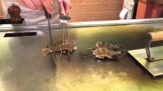 Best Japanese prawns chief!