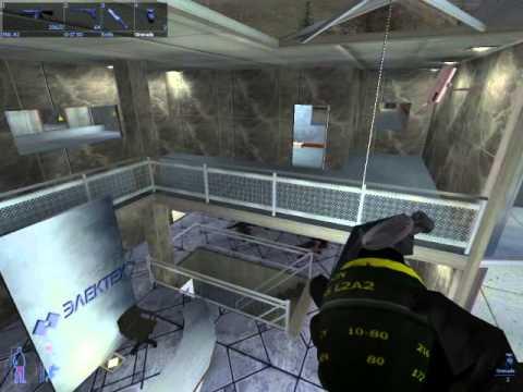 IGI2 convert strike: #6 mission: Production Facility