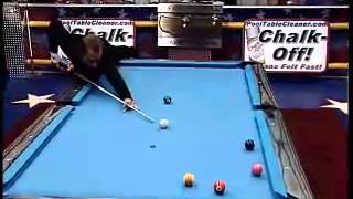 BCn Presents U S  Open 9 Ball Action   Earl Strickland Vs  Rodney Morris