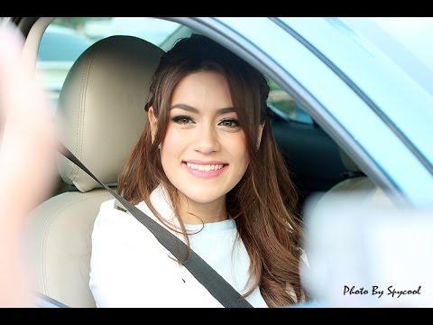 Kimberley @งาน Mitsubishi Attrage 27.10.2013 (4-Test Drive) (видео)