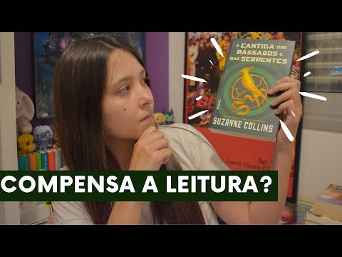 RESENHA: A CANTIGA DOS P�SSAROS E DAS SERPENTES - Escritora Whovian