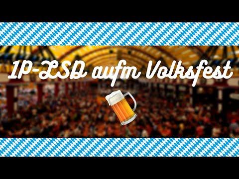 1P-LSD aufm Volksfest