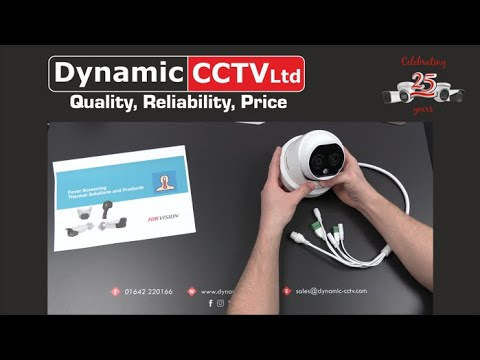 tech - Thermal Temperature Screening Solution