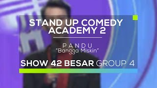 Video Pandu - Bangga Miskin (SUCA 2 - Guest Star) MP3, 3GP, MP4, WEBM, AVI, FLV Juni 2018