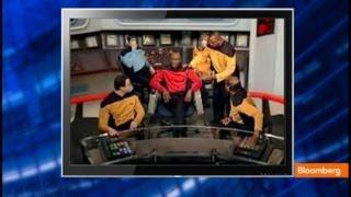The IRS 'Star Trek' Parody Video Under Fire