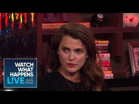 How Well Do Keri Russell And Matthew Rhys Know Each Other? | WWHL
