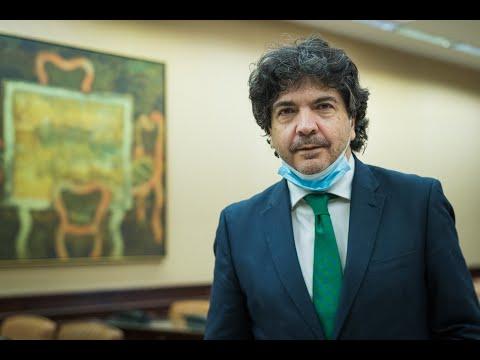 """Mario Garcés: """"El PP pondrá los medios necesarios para que el acuerdo en materia de UE se produzca"""""""