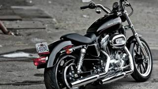 10. 2011 Harley-Davidson Sportster XL883L SuperLow - 1080p HD