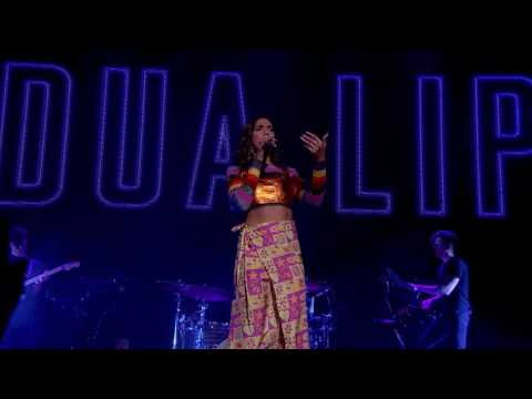 Dua Lipa 'Be The One' Live from the NME Awards 2017