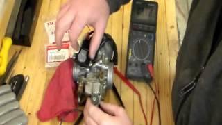 9. How to Repair Honda 400 AT Transmission Error