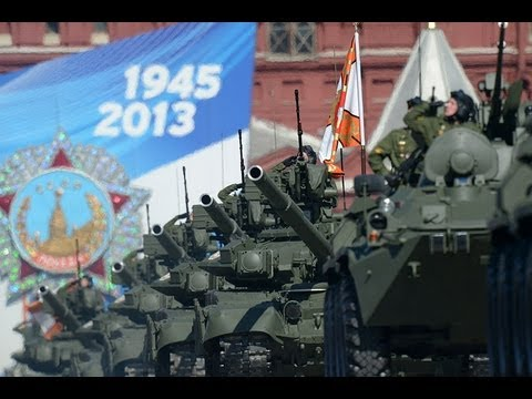 moscow - Moscow's Red Square holds Victory Day Parade on 9 May 2013 to commemorate the 68th anniversary of the capitulation of Nazi Germany in 1945. Watch HD version ...