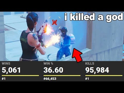 EXPOSING Every Players Stats That I KILL On Fortnite...